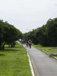 Pista Ciclabile Città Giardino Viareggio