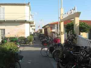 Via Marconi Viareggio  Bagno Primavera 2014-08-09 19.14.54