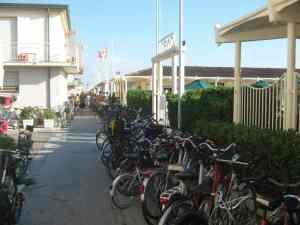 Via Marconi Viareggio Bagno Tirreno 2014-08-09