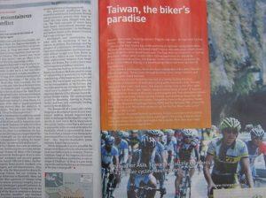 Taiwan bikers paradise paradiso dei ciclisti