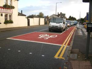 Advanced Stop Line cycle_zone