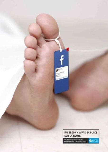 Facebook in auto