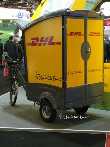 Cargo bike DHL