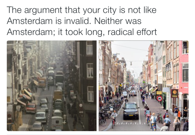 Amsterdam prima e dopo