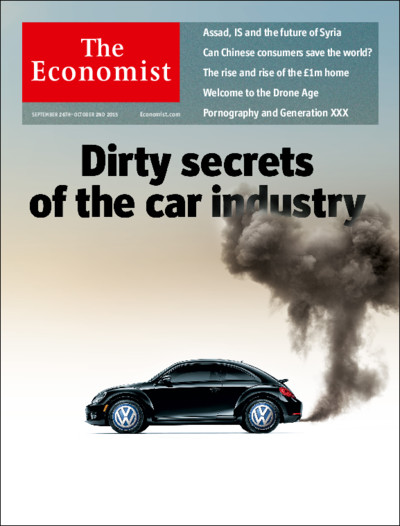 The Economist %22The Dirty Secrets of Car Industry%22 sept 2015