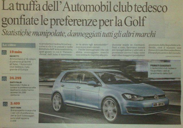 Automobil Club Tedesco Volkswagen