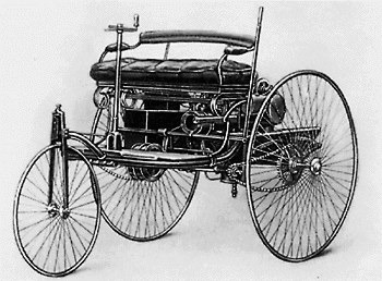 1885Benz Velociped