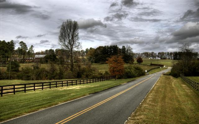1920x1200 Country Road desktop PC and Mac wallpaper