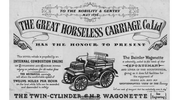 carrozza senza cavalli the great horseless carriage