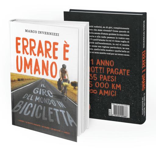 errare è umano giro del mondo in bicicletta marco invernizzi libro copertina.png