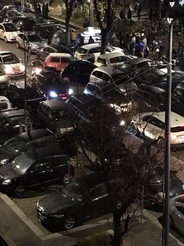 piazza archinto a MIlano congestione traffico ingorgo