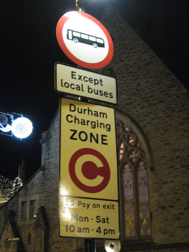 Durham_congestion_charge