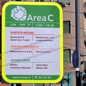 milano area c congestion charge ecopass
