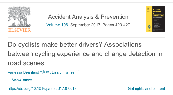 Accident Analysis & Prevention - Study Cyclists drivers Screenshot 2018-10-10 17.59.11.png