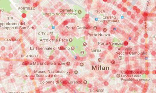 Quali Sono I Quartieri Piu Pericolosi Di Milano E Napoli Ecco Le Mappe Dettagliate Benzina Zero