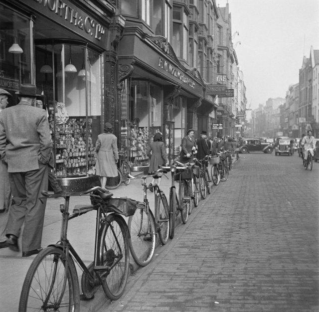 Grafton Street Dublino 1946