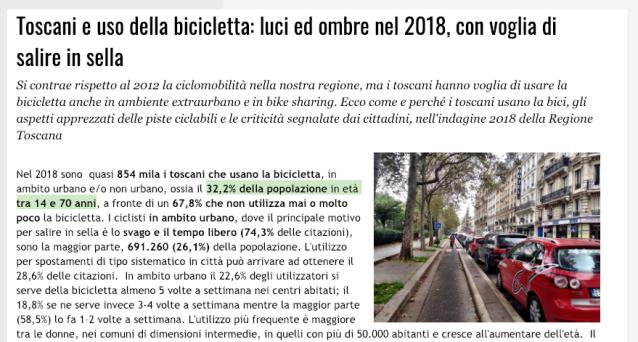 Screenshot 2019-01-30 10.20.22 Toscana uso bicicletta statistiche svago lavoro pendolari.png